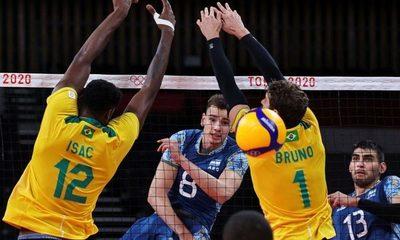 Argentina llevó al límite a Brasil, pero se le escapó la victoria