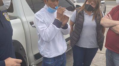 Indígena detenido trataba con los buscados del EPP