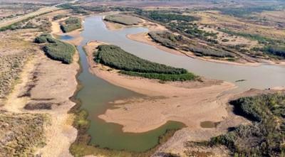 Argentina declara emergencia hídrica por el descenso histórico del río Paraná