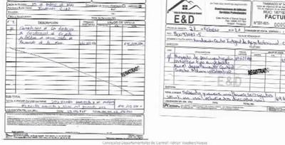 Gobernación de Central: SET encontró documentos comprometedores