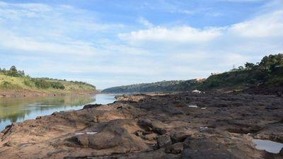 Argentina declara emergencia por el descenso histórico del río Paraná