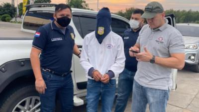 Fiscalía y la Policía capturan a ex integrante del EPP