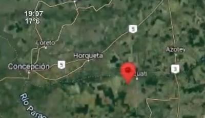 Reportan desaparición de una persona en el Norte