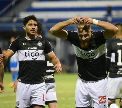 Olimpia suma su primera victoria en el Clausura