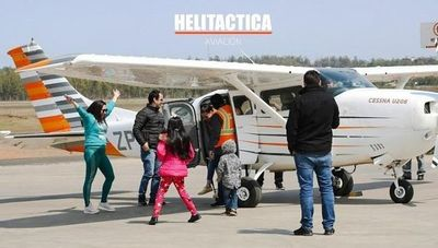 Helitáctica: empresa de transporte aéreo de personas y cargas se posiciona como aliado comercial