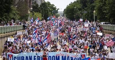 """La Nación / Piden a Cuba respetar """"derechos y libertades"""""""
