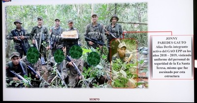 La Nación / Detienen a miembro del EPP que participó de 2 hechos terroristas