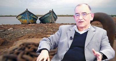 La Nación / Bajante del río Paraná pone en riesgo producción hidroeléctrica