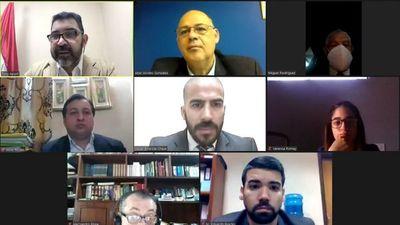 Comisión especial analiza informe de la CGR sobre  Itaipú