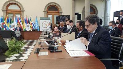 Canciller auscultó en México proceso de revitalización de Celac