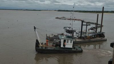 MOPC garantiza navegación a pesar del extremo estiaje