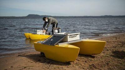 UNA mostrará uso de drones acuáticos