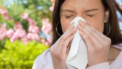 Ante   ingreso del frente frío, instan a alérgicos a cuidarse
