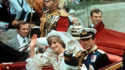 """Hace 40 años fue la """"boda del siglo"""" de Carlos y Diana"""