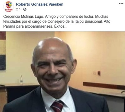 """Con """"ZOQUETEROS"""" quieren DEFENDER los intereses PARAGUAYOS en Itaipú"""