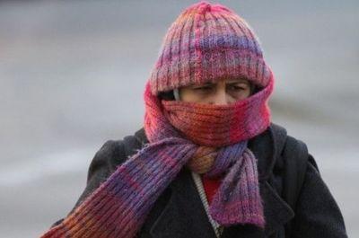 El frío se hace sentir desde este martes
