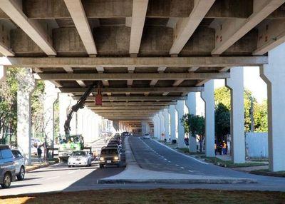 Corredor vial Botánico estará completamente habilitado en agosto, afirman