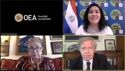 Paraguay organizará el Congreso Interamericano de Ministros y Altas Autoridades de Turismo
