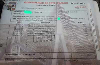 Denuncian feroz negociado con facturas duplicadas durante gestión de Roque Godoy
