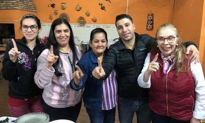 Águeda Centurión da su apoyo a Ernesto Guerín, para la Junta – Diario TNPRESS