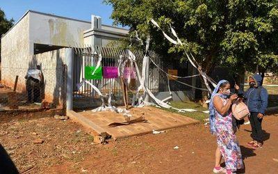 Violentos invasores de tierras toman represalias tras desalojo y escrachan a un Asistente Fiscal – Diario TNPRESS