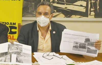 """Fondo COVID: detectan """"desajustes"""" documentales en auditoría de obras ejecutadas por la Gobernación de Central"""