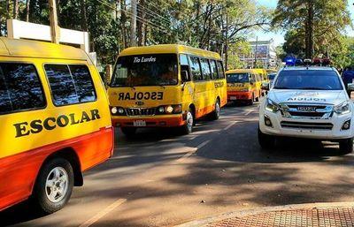 Los transportistas escolares se reinventan para sobrellevar la crisis