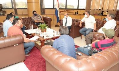 Coordinadora Nacional Intersectorial anuncia movilización contra desalojos