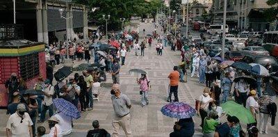 """En alerta por la variante Delta del coronavirus, Venezuela entra en una nueva cuarentena """"radical"""""""