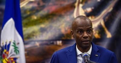 La Nación / Detienen a coordinador de seguridad del asesinado presidente de Haití