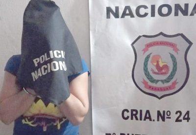 Mujer es detenida por realizar disparos al aire en la ciudad de Hernandarias – Diario TNPRESS