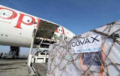 Covax recibe 750 mil dosis de la AstraZeneca por gentileza de España