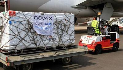 España dona a Covax 750 mil dosis de la AstraZeneca