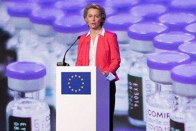 Un 57% de los adultos de la UE está totalmente vacunado contra el coronavirus