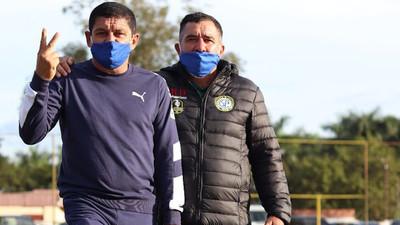 """Leonardo Ruiz Díaz: """"Jugar contra Olimpia es algo que todos quieren"""""""