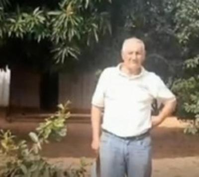 Hombre reclama que su hija y su yerno buscan despojarlo de sus tierras