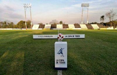 Copa Paraguay: Arranca el torneo que une a todo el país