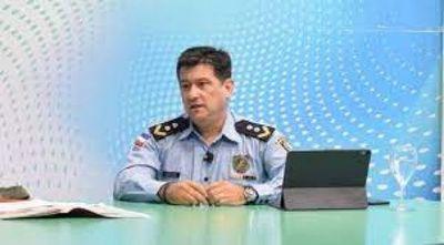 Jefe antisecuestros: No hay aún una hipótesis confirmada sobre lo que hacía ex miembro del EPP cerca de Asunción