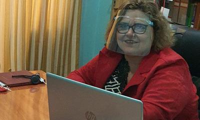 En Santa Rosa del Aguaray la jueza Mónica Duarte dispuso la impresión de resoluciones en braille