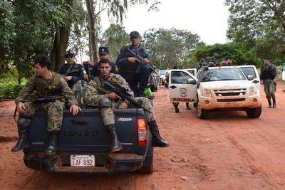 Descartan que EPP esté detrás de nuevo secuestro en San Pedro
