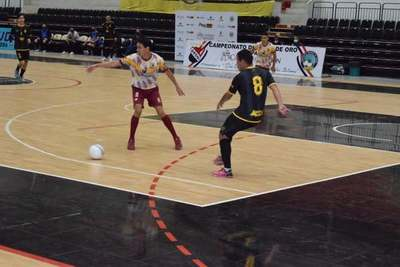 Fútbol de Salón: emparejamientos para el cuadrangular final de la División Oro