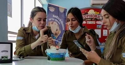 La Nación / Una guerra de helados entre Israel y los palestinos