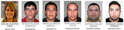 Recusan por negligente a fiscal Zunilda Ocampos en caso de policías secuestradores y extorsionadores