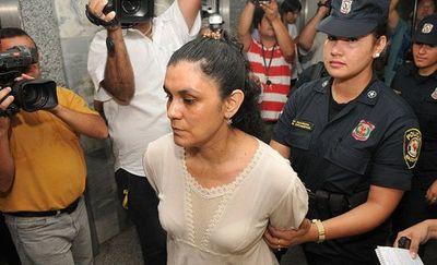 Carmen Villalba cumplió condena pero seguirá en la cárcel