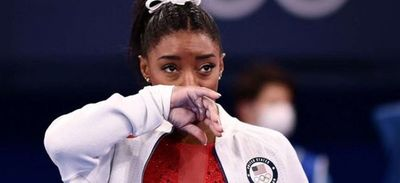 Biles es reemplazada por razones médicas y está en duda su participación para el resto de los Juegos Olímpicos