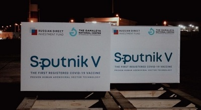 Borba dice que manejan dos opciones ante fiasco de las Sputnik V