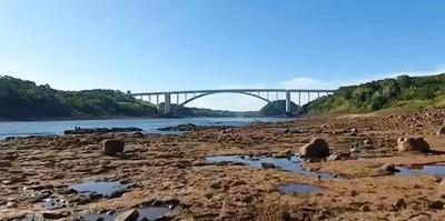 Río Paraná sigue SECANDOSE