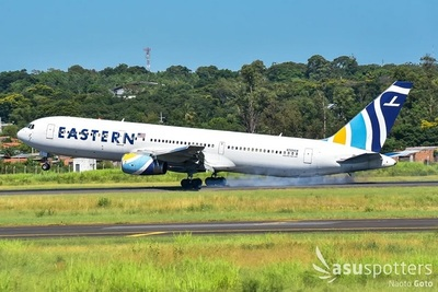 Eastern Airlines reduce frecuencias a Paraguay