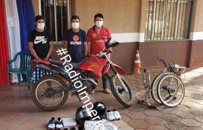 Imputaron a presuntos implicados en atentado contra vivienda de Magistrado