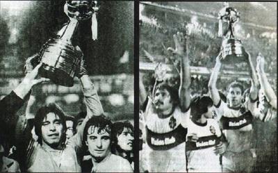 Olimpia conmemora 42 años de su primera Copa Libertadores
